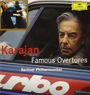 Karajan: Famous Overtures | CD
