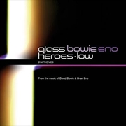Low Symphony and Heroes Symphony | CD