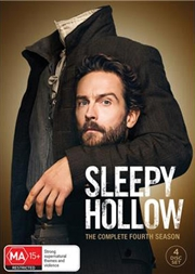 Sleepy Hollow - Season 4 | DVD