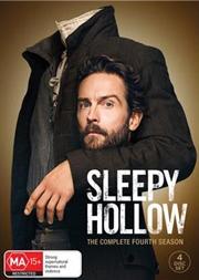 Sleepy Hollow - Season 4 | DVD