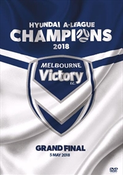 A-League - Champions 2018 | DVD