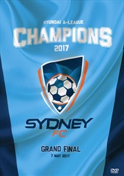 A-League - Champions 2017 | DVD