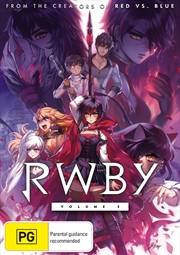 RWBY - Volume 5 | DVD