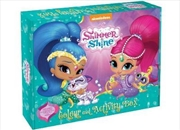 Shimmer & Shine Colour and Activity Box | Hardback Book