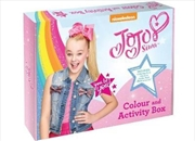 Jojo Siwa Colour And Activity Box
