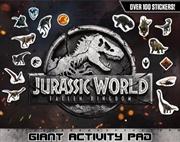 Jurassic World 2 - Fallen Kingdom Giant Activity Pad