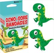 Dinosaur Bandages
