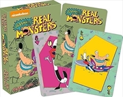 Nickelodeon – Aaahh!!! Real Monsters Playing Cards