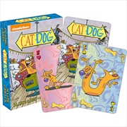 Nickelodeon – CatDog Playing Cards