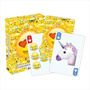 Emoticons 2.0 Playing Cards