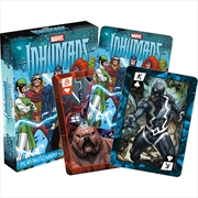 Marvel – Inhumans Playing Cards