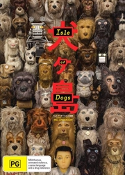 Isle Of Dogs | DVD