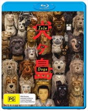 Isle Of Dogs | Blu-ray