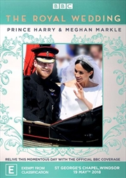 Royal Wedding - Prince Harry and Meghan Markle, The | DVD