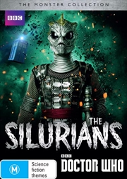 Doctor Who - TMC - The Silurians