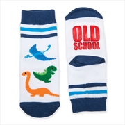 Happy Feet Socks - Old School | BABY | TODDLER