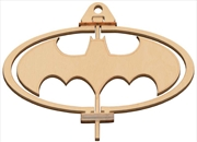 Incredibuilds Emblematics DC Comics Batman Logo | Merchandise