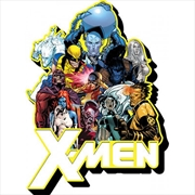 X-Men Cast Magnet