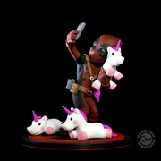 Deadpool - Unicorn Selfie Q-Fig Diorama | Merchandise