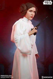 Star Wars - Princess Leia Premium Format 1:4 Scale Statue