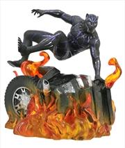 Marvel Gallery - Black Panther Movie V2 PVC Statue | Merchandise