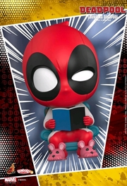 Deadpool - Lounging Deadpool Cosbaby