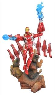 Marvel Gallery - Avengers 3: Infinity War Iron Man Mk50 PVC Diorama | Merchandise