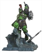 Marvel Milestones - Thor 3: Ragnarok Gladiator Hulk Statue | Merchandise