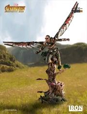 Avengers 3: Infinity War - Falcon 1:10 Scale Statue