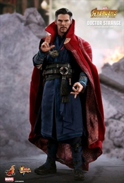 "Avengers 3: Infinity War - Doctor Strange 12"" 1:6 Scale Action Figure"