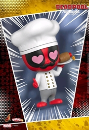 Deadpool - Chef Deadpool Cosbaby