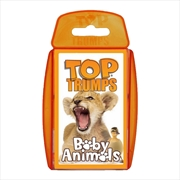 Baby Animals - Top Trumps