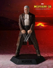X-Men - Wolverine '08 Old Man Logan Collector's Gallery Statue