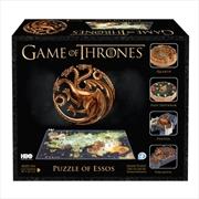 Game of Thrones: 4D Puzzle: Essos | Merchandise