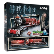 Harry Potter: 3D Puzzle: Hogwarts Express | Merchandise