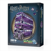 Harry Potter: 3D Puzzle: The Knight Bus | Merchandise
