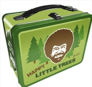 Bob Ross – Happy Tree Tin Carry All Fun Box | Accessories
