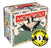 Monopoly Tin Carry All Fun Box