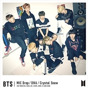 Mic Drop / DNA / Crystal Snow - Type B | CD