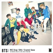 Mic Drop / DNA / Crystal Snow - Type A