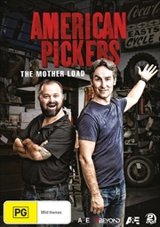 American Pickers - The Mother Load | DVD