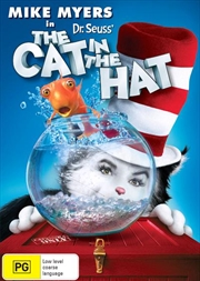 Dr Seuss' The Cat in the Hat (Platinum Collection) | DVD