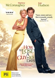 How to Lose a Guy in 10 Days (Platinum Collection) | DVD