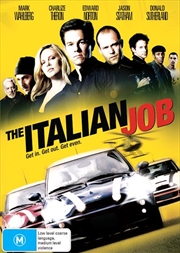 Italian Job (Platinum Collection), The | DVD