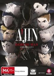 Ajin - Demi-Human - Season 2
