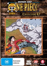 One Piece - Uncut - Collection 47 - Eps 564-574 | DVD