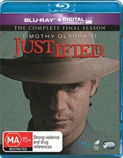 Justified - Season 6 | Blu-ray