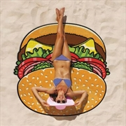 BigMouth Gigantic Burger Beach Blanket | Miscellaneous
