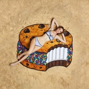 BigMouth Gigantic Ice Cream Sandwich Beach Blanket | Miscellaneous