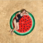 BigMouth Gigantic Watermelon Beach Blanket | Miscellaneous